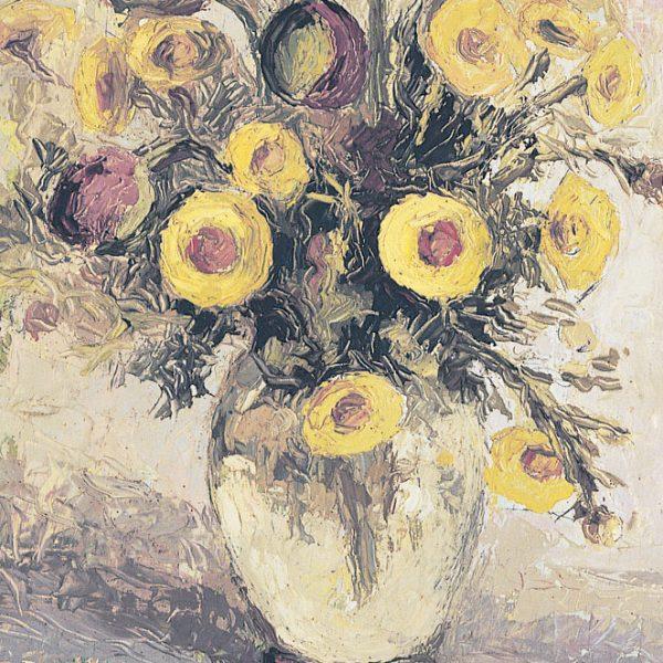 Flors-1958-40x30cm-oli-damiunt-tela