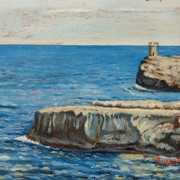 Miquel Brunet Pintura Serrella (1)