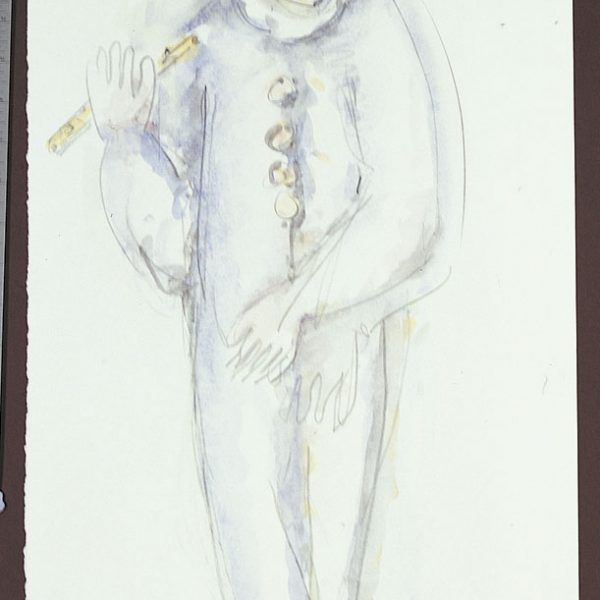Miquel Brunet dibujo y acuarelas (1)