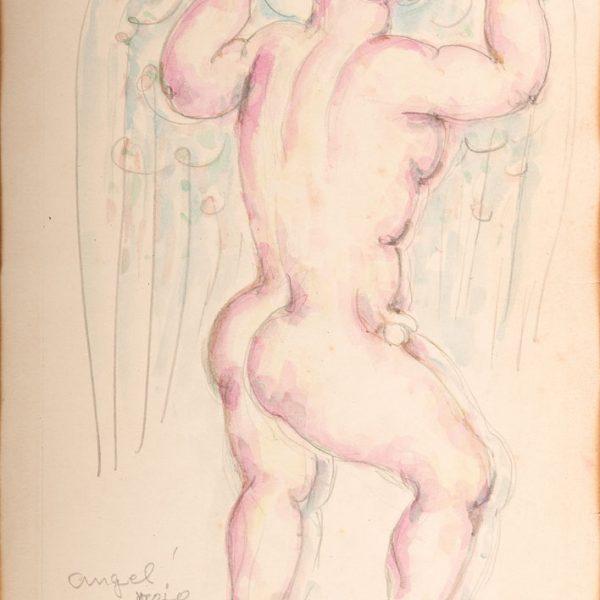 Miquel Brunet dibujo y acuarelas (16)