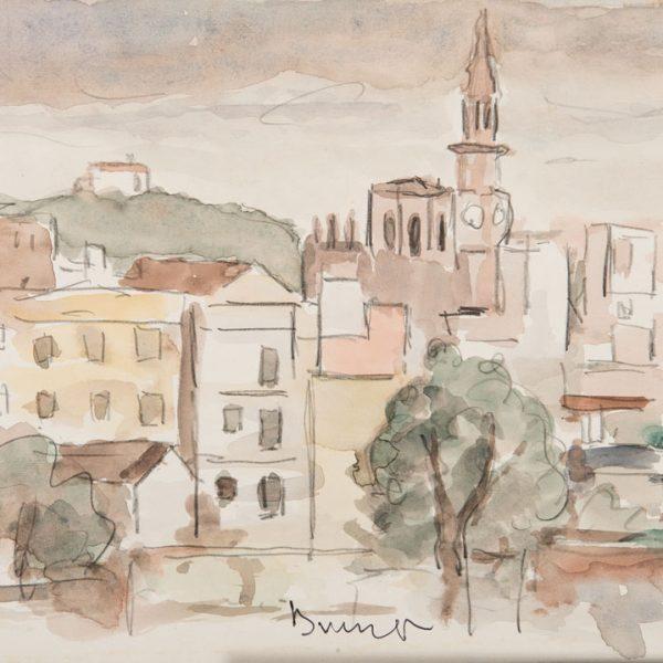Miquel Brunet dibujo y acuarelas (8)