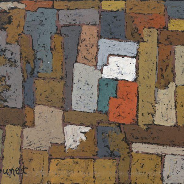 Miquel Brunet pintura Misericordia (1)