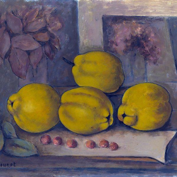 Miquel Brunet pintura Misericordia (14)