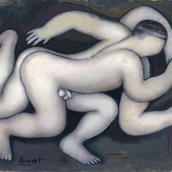 Miquel Brunet pintura Misericordia (15)