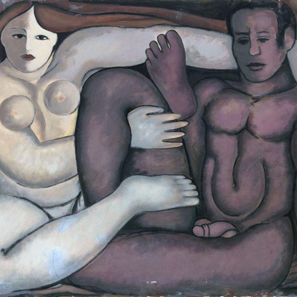 Miquel Brunet pintura Misericordia (18)