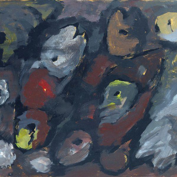 Miquel Brunet pintura Misericordia (2)