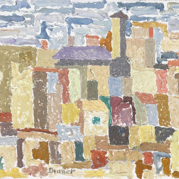 Miquel Brunet pintura Misericordia (30)