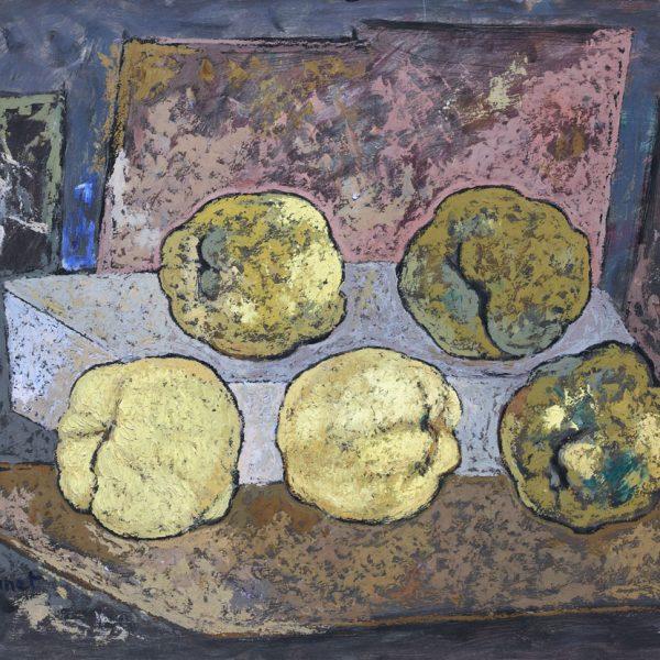Miquel Brunet pintura Misericordia (6)